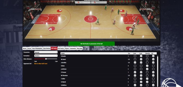 Basketball Pro Management 2015 – Review