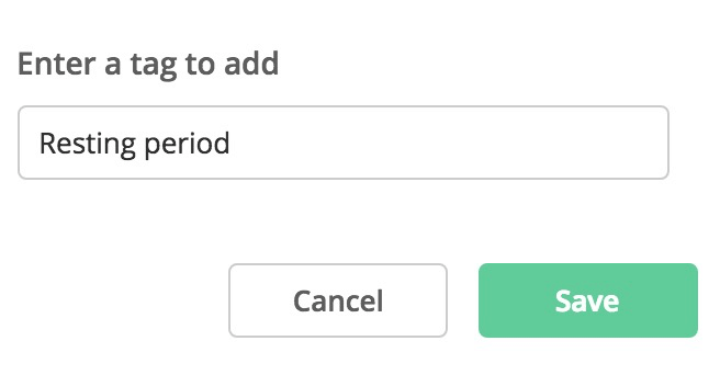 Sistema di tagging ActiveCampaign