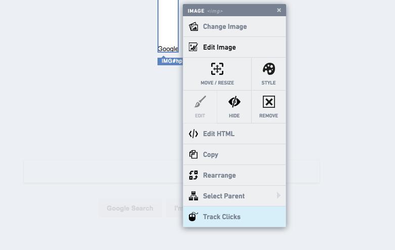 Test AB in Visual Website Optimizer