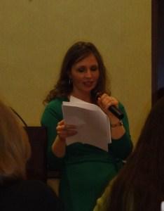 Speaking at the 2013 ANWA Conference in Mesa, Arizona