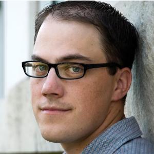 Here's Terron. Nice guy. Great writer.