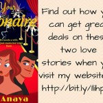 Grab One E-Book for 99-cents, Get Another Free! Here's How!