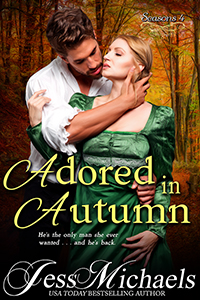 Adored in Autumn by Jess Michaels