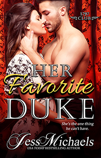 Her Favorite Duke by Jess Michaels