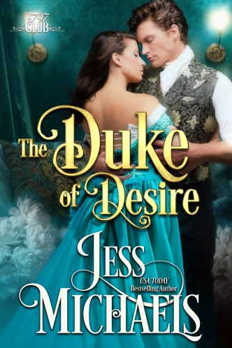 The Duke of Desire by Jess Michaels