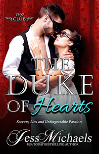 The Duke of Hearts by Jess Michaels
