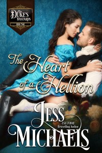 The Heart of a Hellion by Jess Michaels