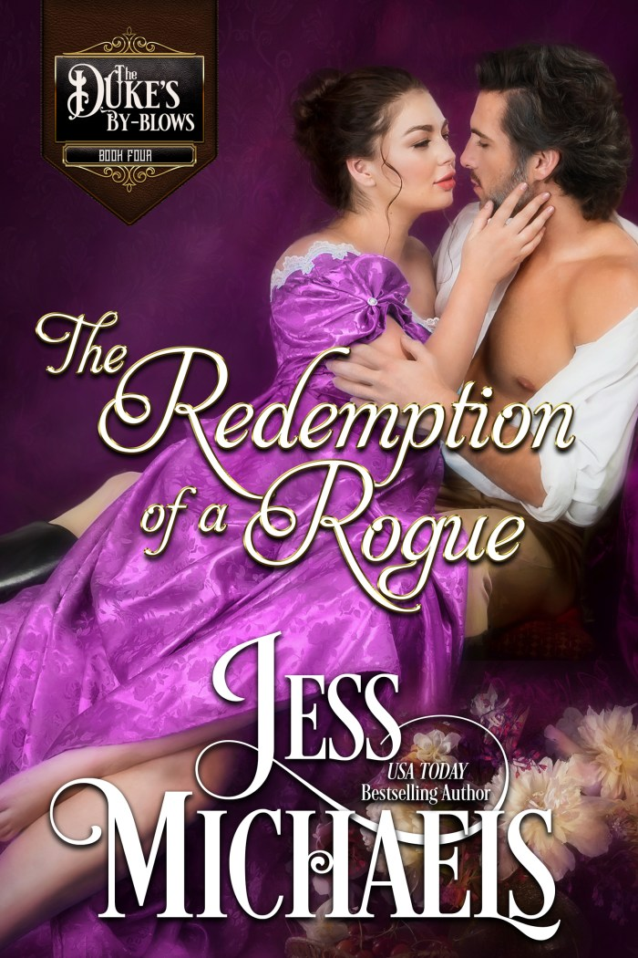 The Redemption of a Rogue cover