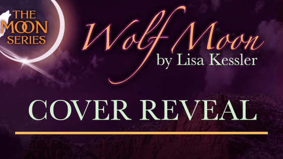 WOLF MOON Cover Reveal & Giveaway!