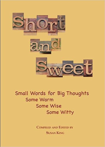 Short and Sweet – On Sale Now