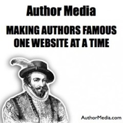 author media makes authors famous