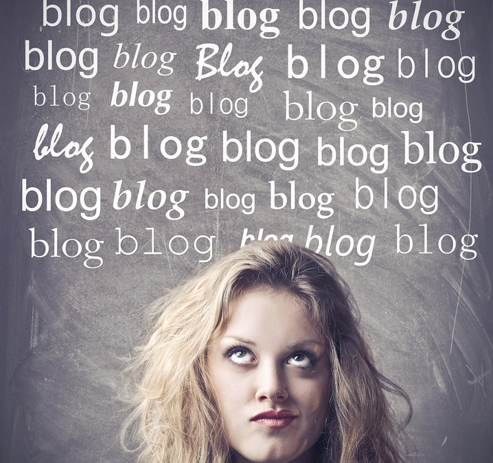 Blogging template