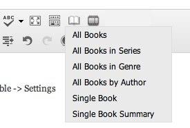 MyBookTable Shortcodes