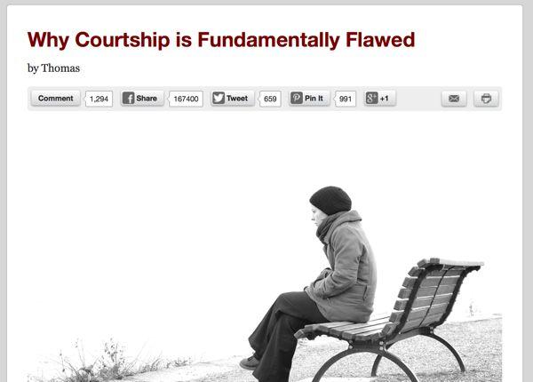 Courtship Screenshot