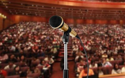 How to Get Your First Speaking Gigs