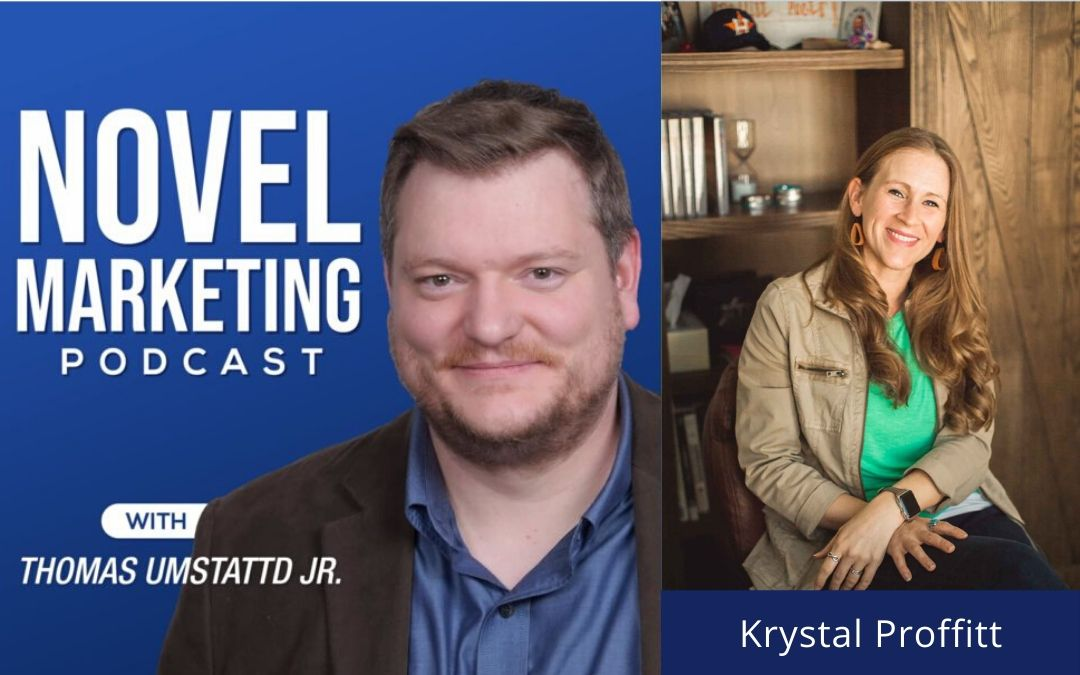 How to Launch a Book: A Coaching Session With Krystal Proffitt