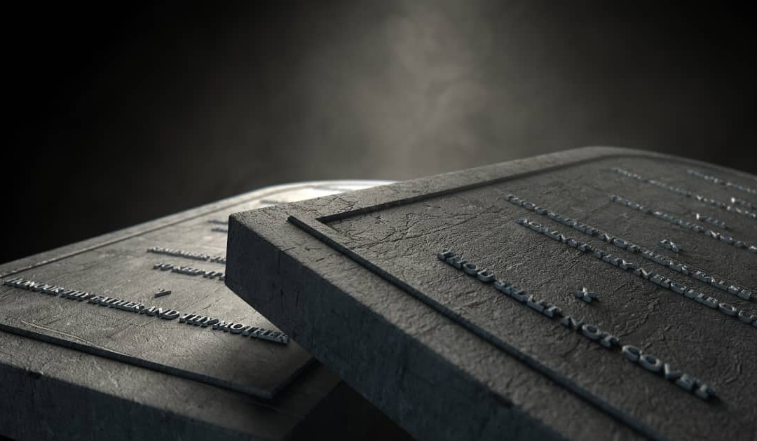 The 10 Commandments of Book Marketing