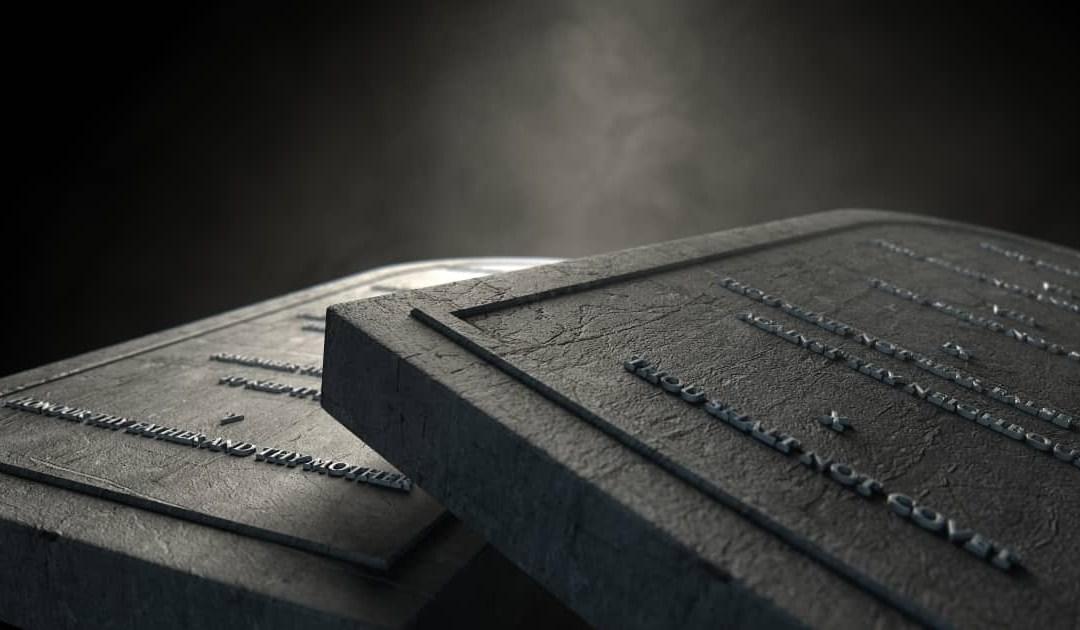 The 10 Commandments of Book Marketing