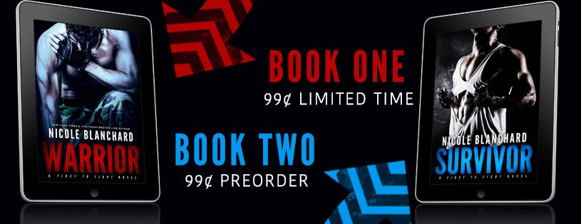 Warrior #sale and Survivor #Preorder!