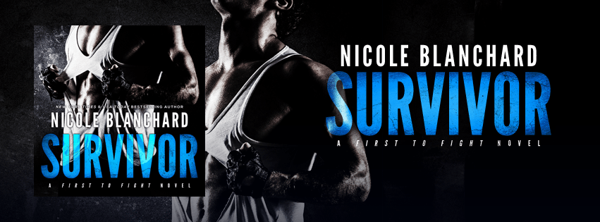 Survivor is now available in audio!