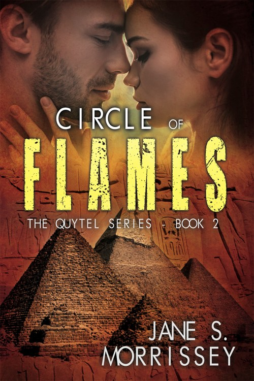 Circle of Flames cover