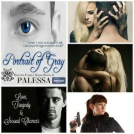 Portrait of Gray, Baxter Family Saga by Palessa - Grayson Baxter's story of love, tragedy, secrets and redemption