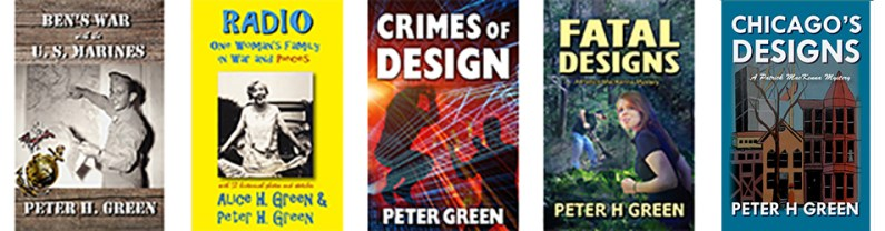 Peter Green's Books