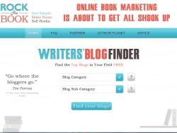 Writers' Blog Finder Free Tool