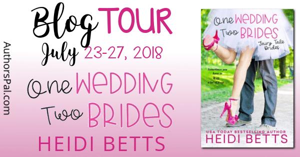 One Wedding Two Brides banner