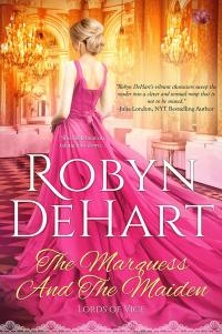 The Marquess and the Maiden cover