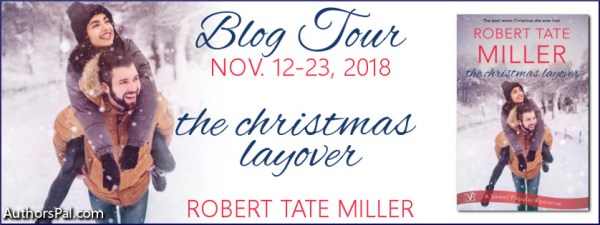 The Christmas Layover tour banner