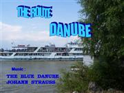 The route Danube