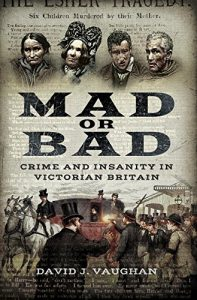 Mad or Bad. Crime and Insanity in Victorian England by David J. Vaughan
