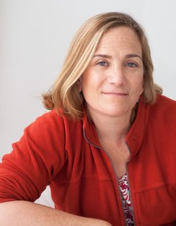 Author Tracy Chevalier