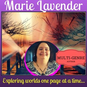 Author Marie Lavender