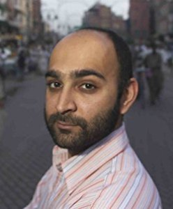Author Mohsin Hamid