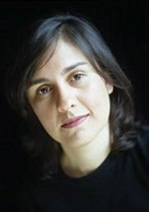 Author Kamila Shamsie