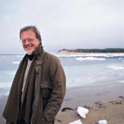 Author Bernard Cornwell