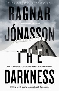 Cover of The Darkness by Ragnar Jónasson