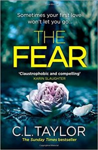 Cover of the Fear by C.L.Taylor book review