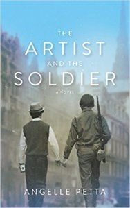 The Artist and the Soldier by Angelle Petta