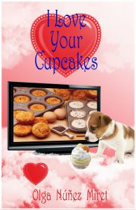 I Love Your Cupcakes. Cover by Lourdes Vidal