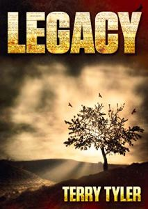 Legacy. Project Renova #4 by Terry Tyler
