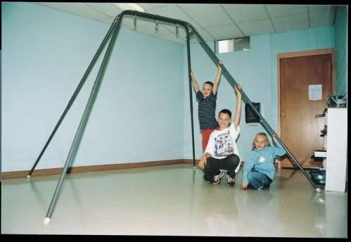 Homestand II Swing Frame