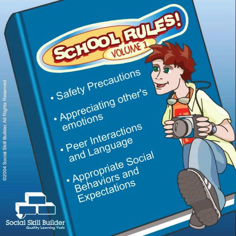 Computer Software School Rules Volume 1 (Ages 8 to 18)