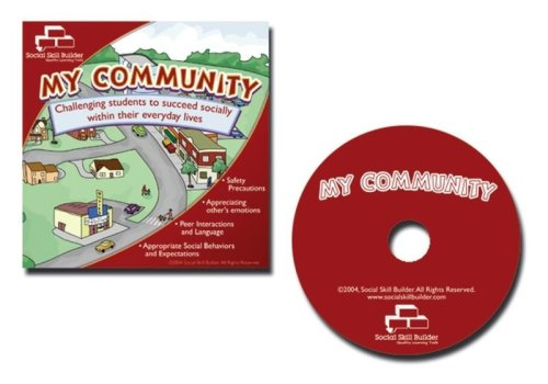 My Community CD (Ages 5 to 15)