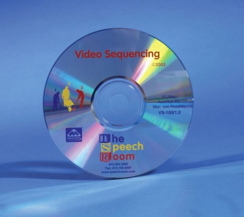 Speech Room CD (Video Sequencing English)