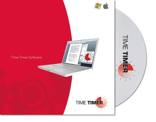 Time Timer Software CD for Computers