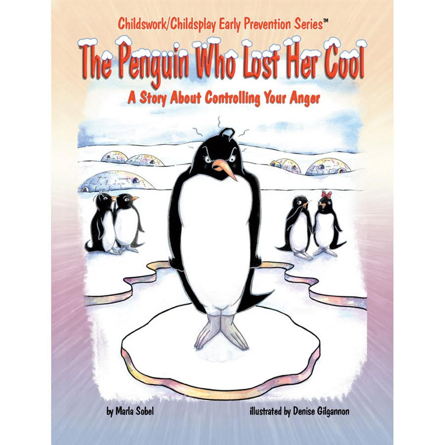 The Penguin Who Lost Her Cool Book