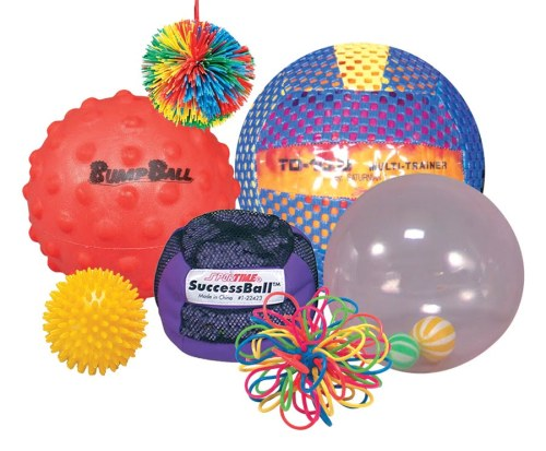Sensory Ball Pack